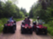 Atv Meal Package, Spectacle Lake Lodge, Barry's Bay, Ontario, Atving Algonquin Park, Family Atving