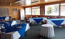 meetings and seminars at spectacle lake lodge