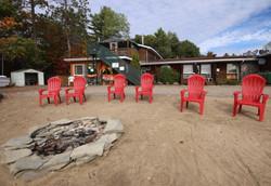 Beach Side Fire pit