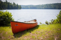 Canoes are Included in Rates