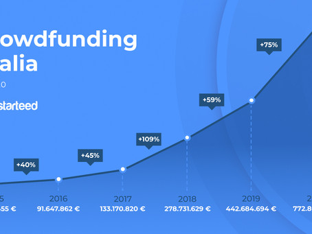 Crowdfunding in Italia - Il Report 2020