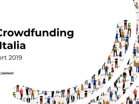 Il Crowdfunding in Italia - Report 2019