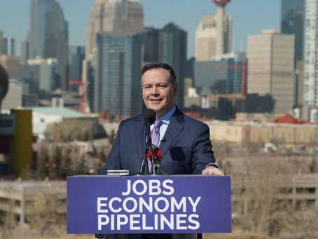 When a strong message overcomes the best attack ads: Considering the 2019 Alberta election
