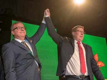 Top 5 Saskatchewan Political Stories of the 2010s