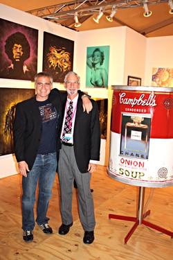 With Steve Steele Overture exhibit