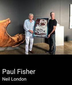 Paul Fisher neil London