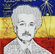 Scientist's and Inventors, Einstein. Und