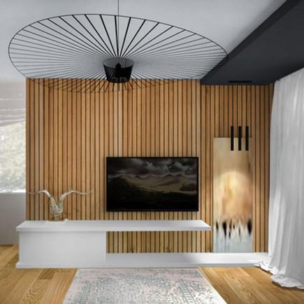 Dom jednorodzinny w nowoczesnym stylu