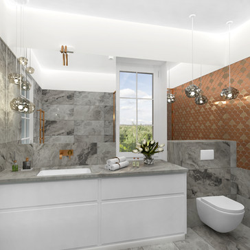 Główna łazienka