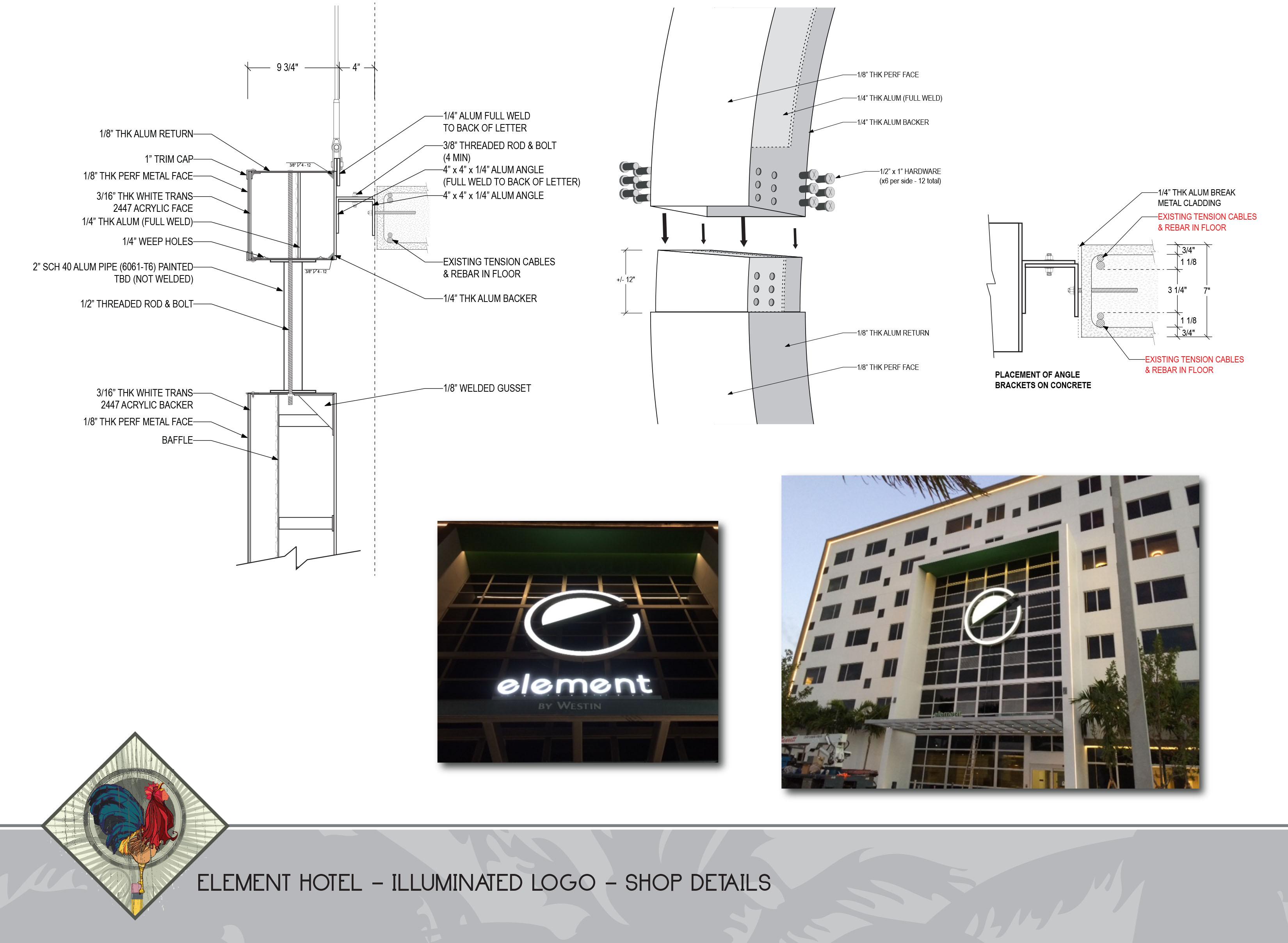 Element Hotel DET
