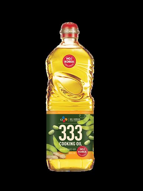CJ333 Cooking oil (Korea No.1 Brand)