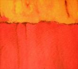 Color Field Red Orange 3