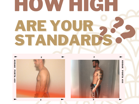How high are your standards?