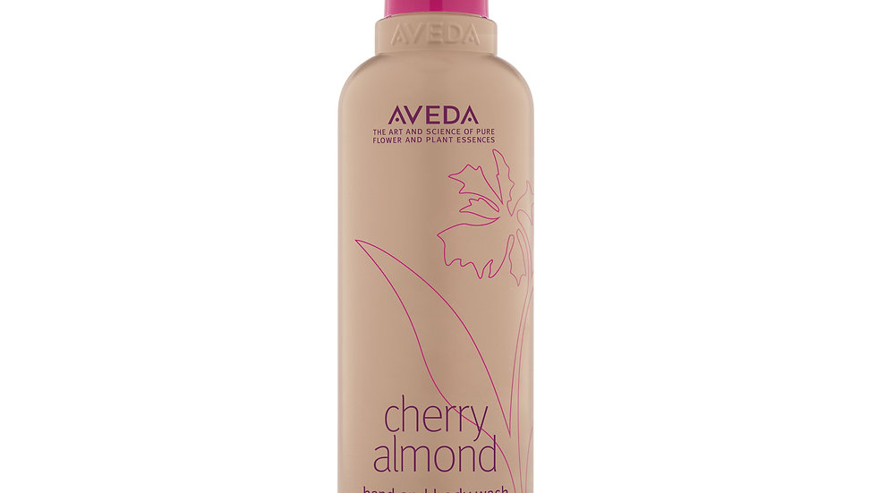 Cherry Almond Hand & Body Wash 250ml