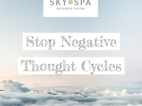 Stop negative thought cycles