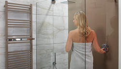 Lustrolite Mocha Shower Crop Lifestyle-2