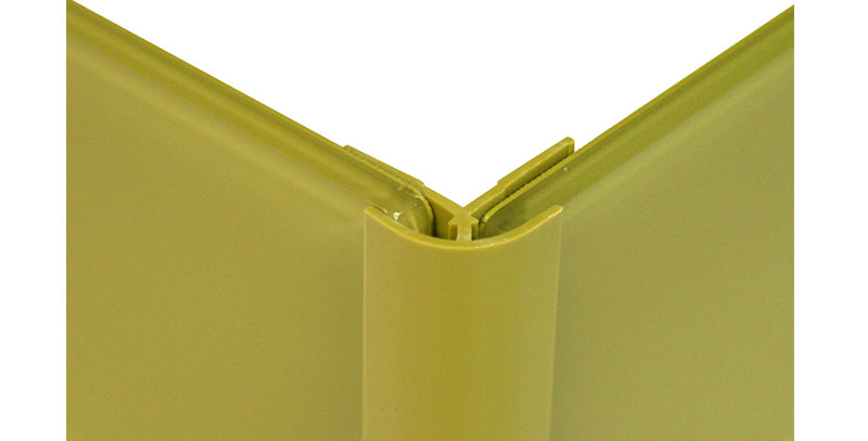 Lustrolite External Corner Profile (Choose a size and colour)