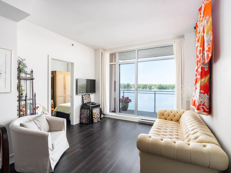 3 West Island Condos that will give you a sense of Miami in Montreal