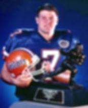 Danny Wuerffel, Universit of Florida Quarterback, Heisman Trophy Winner