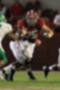 Alabama's Barrett Jones, Wuerffel Trophy Award Winner