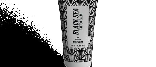 "BLACK SEA W Tattoo Balm 10g ""CÁÑ4MO"""