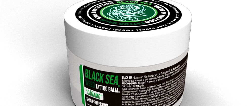 "BLACK SEA W Tattoo Balm 250g ""CÁÑ4MO"""