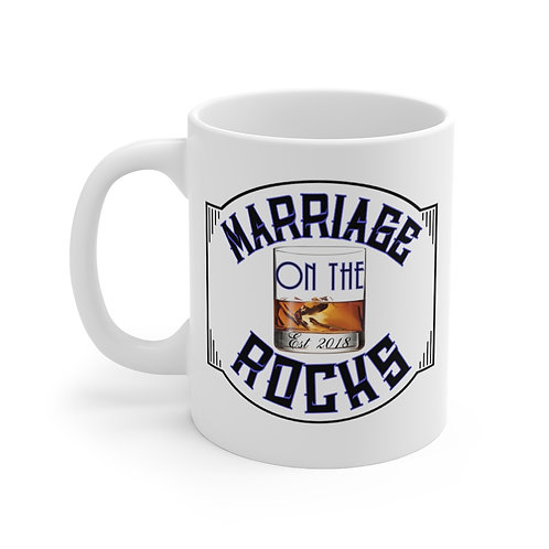 Marriage on the Rocks Mug