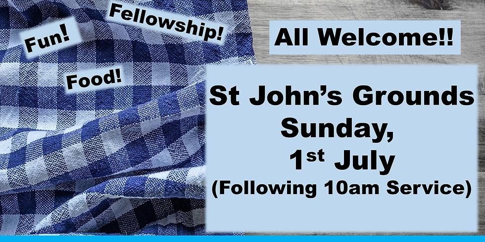 St John's Family BRUNCH