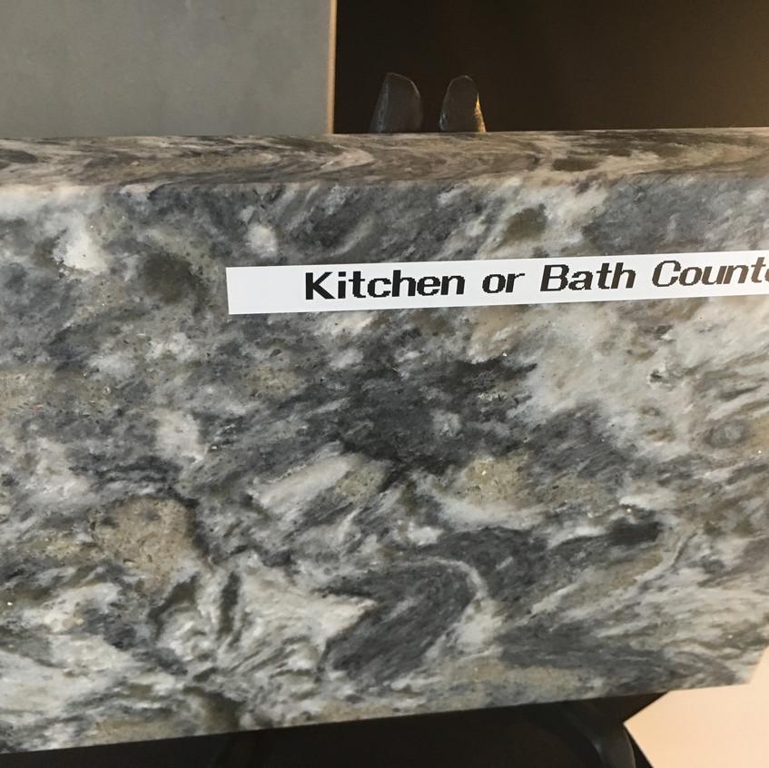 Kitchen or Bath Countertop
