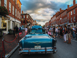 Vibrant Downtown Newburyport
