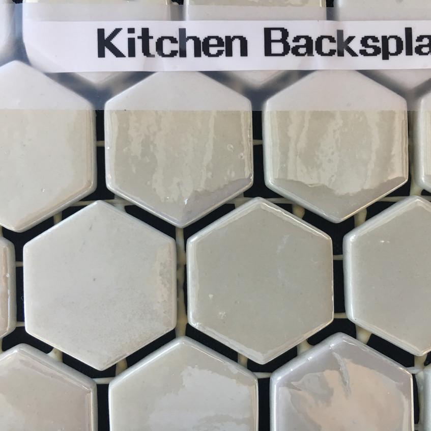 Backsplash options