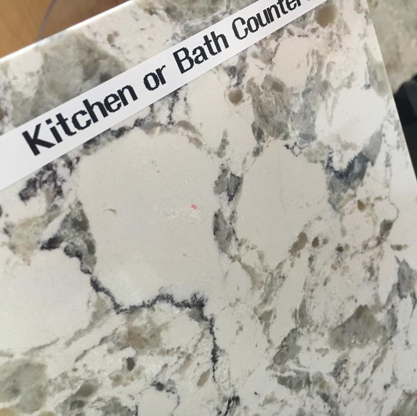 Kitchen or Bath countertop option