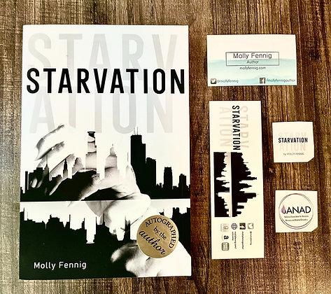 Signed Starvation Paperback
