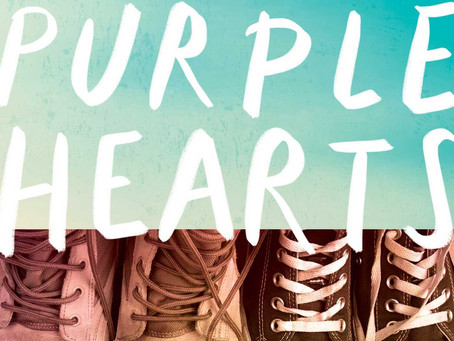 Review of Tess Wakefield's Purple Hearts