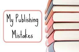 Melissa Clark: My Publishing Mistakes
