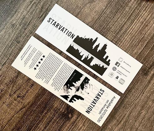 Starvation Bookmark