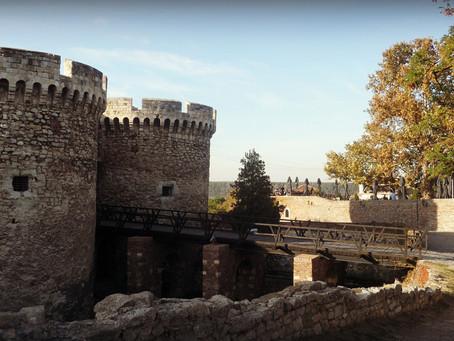 KALEMEGDAN - o maior parque de Belgrado