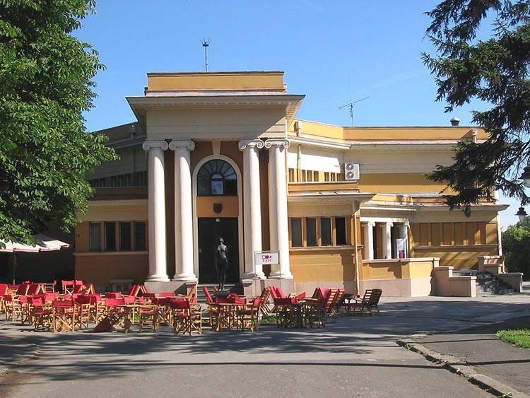 Pavilion ''Cvijeta Zuzoric''