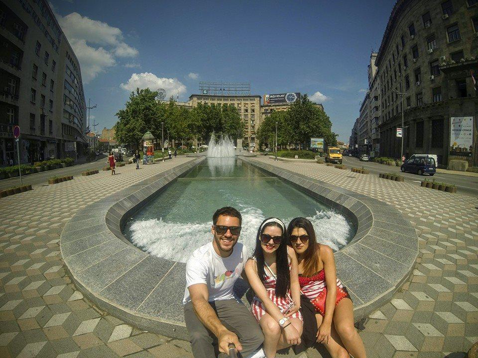 Portuguesas em Belgrado