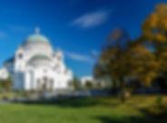 Saint Sava Temple in Belgrade