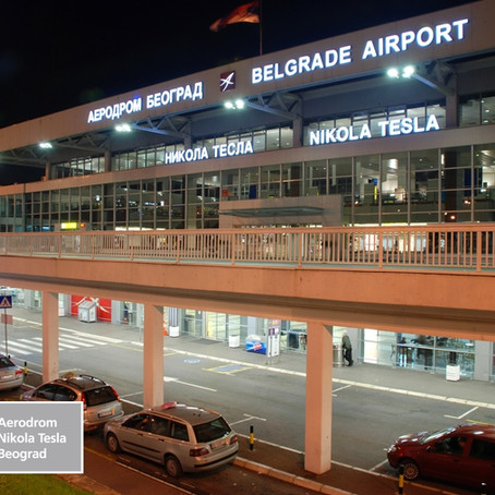 Belgrade Airport to the city center – options and prices