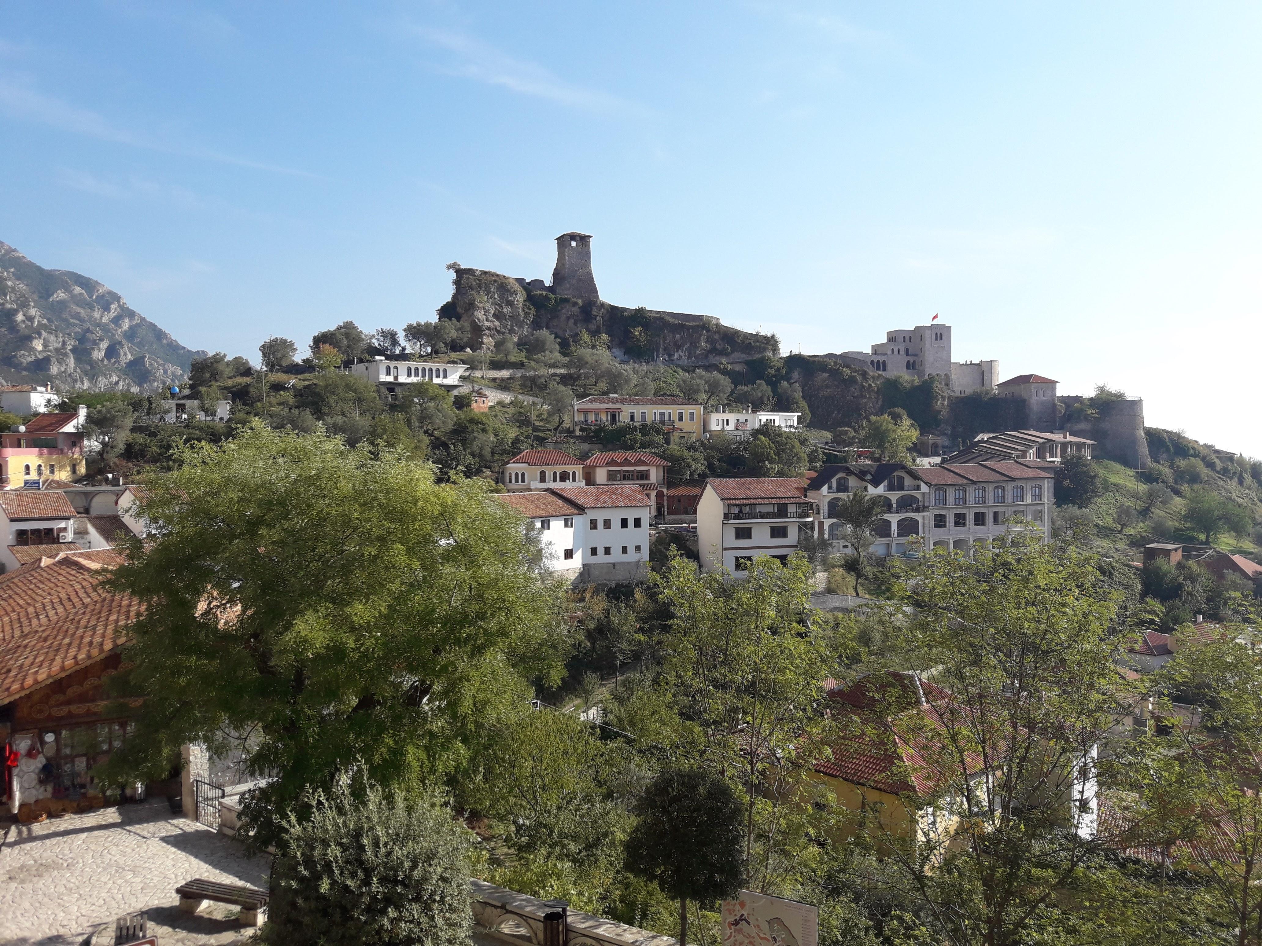 Viagem a Berat