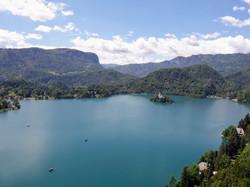 Viagem ao Lago de Bled