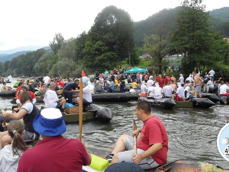 VESELI SPUST - o rafting mais antigo e animado da Sérvia