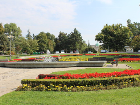SNIPPETS of  Belgrade from around the Globe