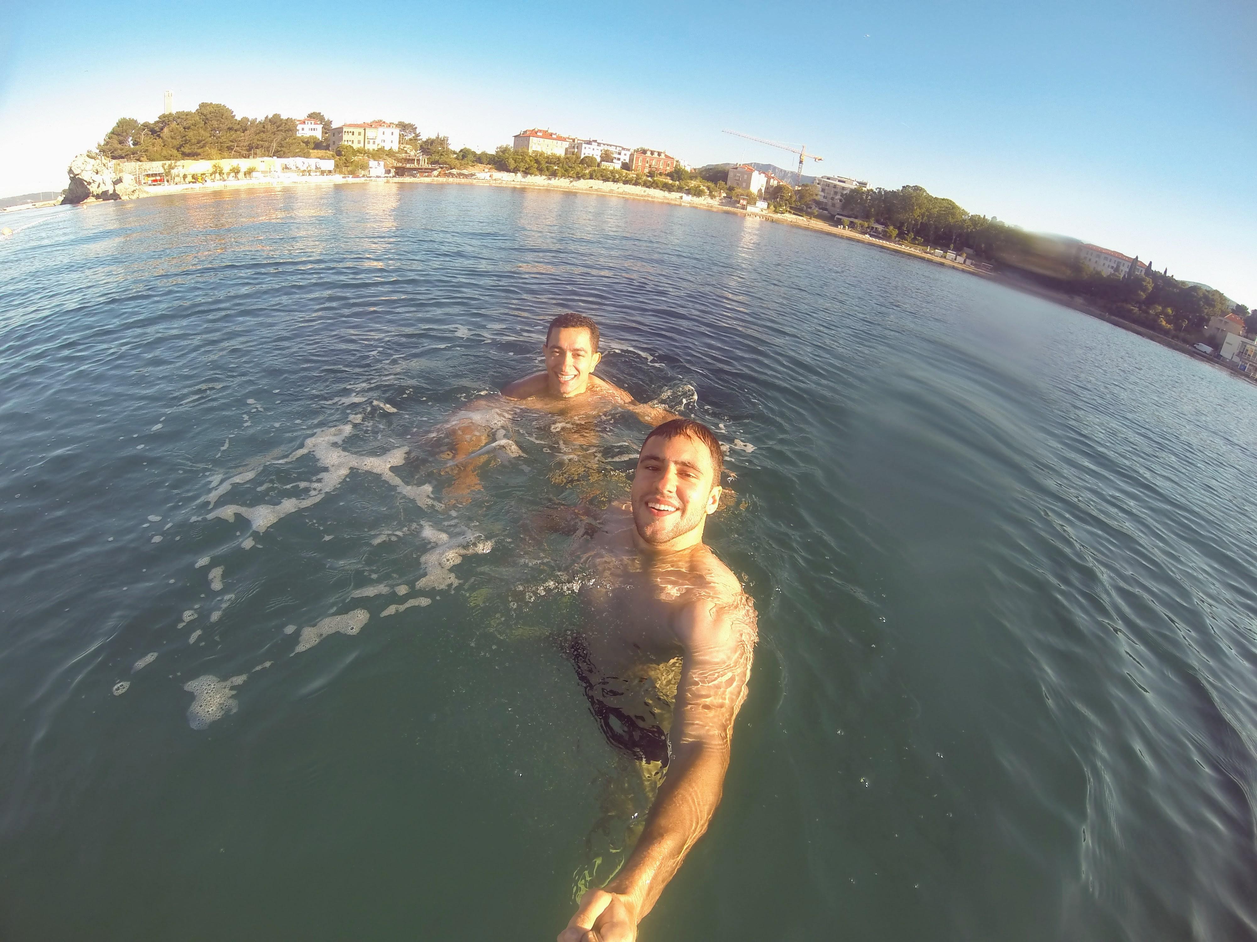 Brasileiros em Split
