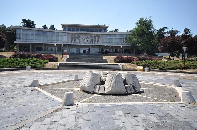 Tito's museum