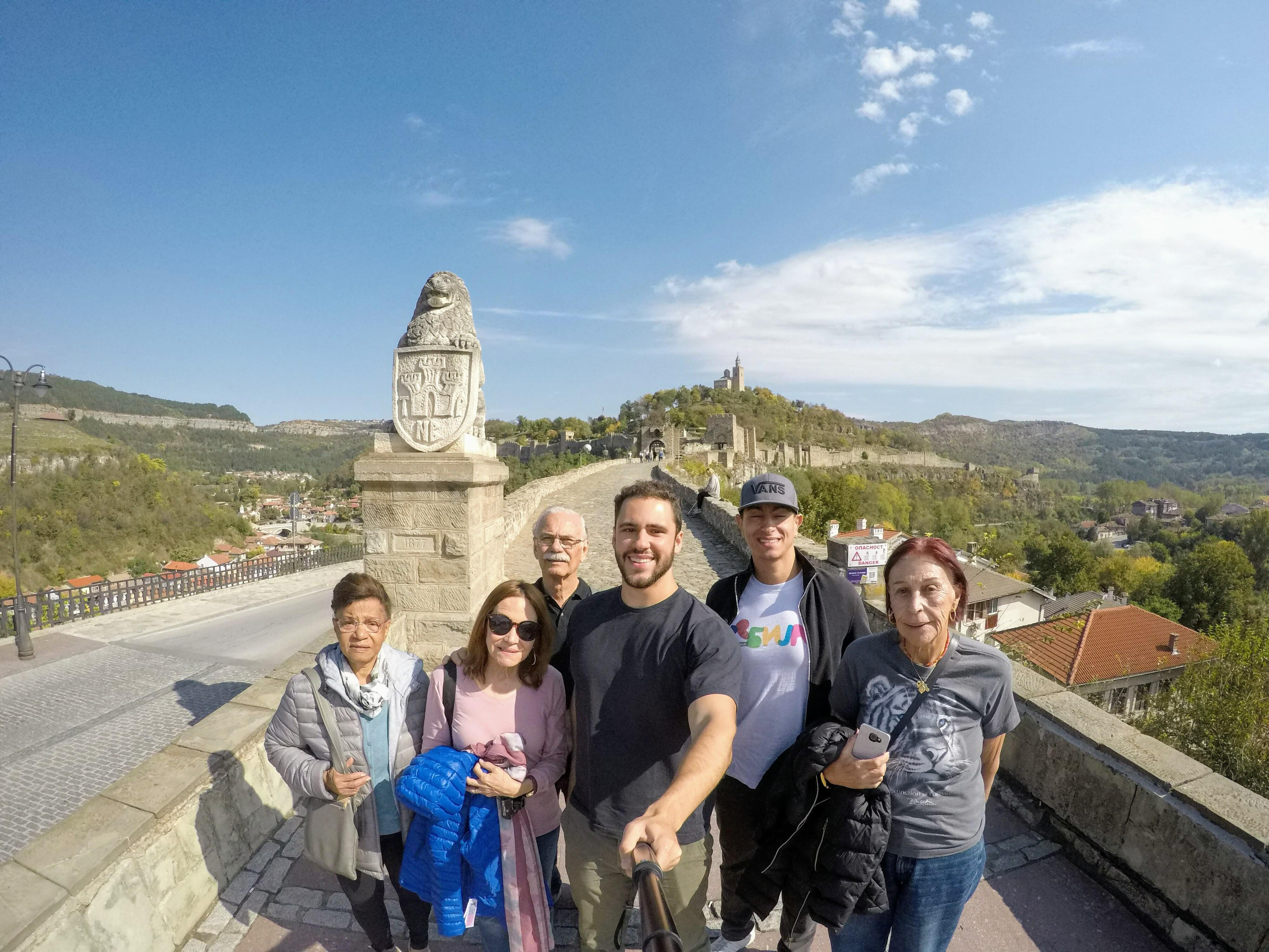 Brasileiros em Veliko Tarnovo