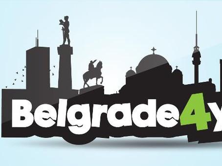 BELGRADE4YOUTH - Trazendo jovens do mundo para Belgrado
