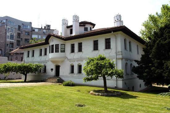The House of Princess Ljubica